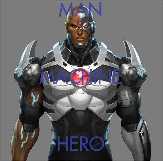 Artista faz mix incrível com heróis da DC e da Marvel - Legião dos Heróis