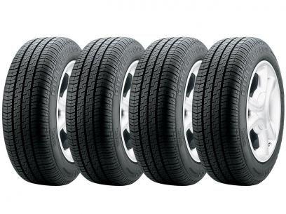 Conjunto de Pneus Pirelli 185/65R14 Aro 14 - 85T P400 - 4 Peças com as melhores condições você encontra no Magazine Raimundogarcia. Confira!
