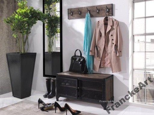Http Allegro Pl Szafka Na Buty Loft Industrialna 120 Cm Producent I6176198013 Html Thumb 1 Furniture Decor Home Decor