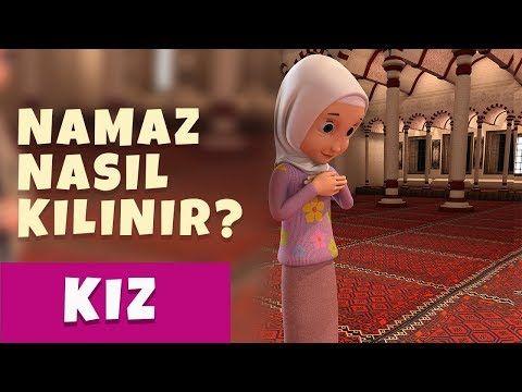 Nasil Namaz Kilinir Kiz 3d Animasyon Youtube 3d Animasyon Animasyon Dualar