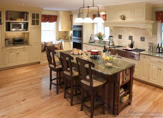 Best Kitchen Idea Of The Day Antique White Kitchen Cabinet 400 x 300