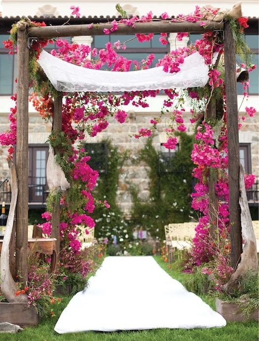 Wild Garden Flowers For Your Indian Wedding
