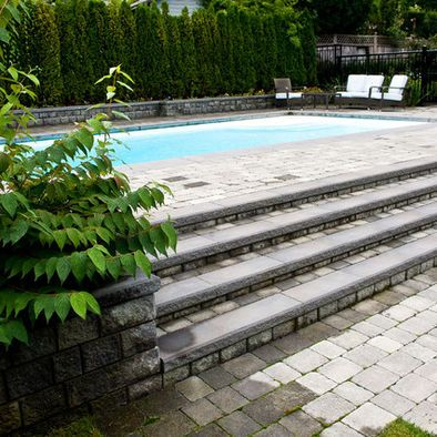 Above Ground Pool Ground Pools And Pool Designs On Pinterest