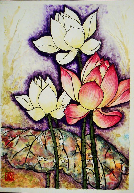 """Lotus in Grace"""
