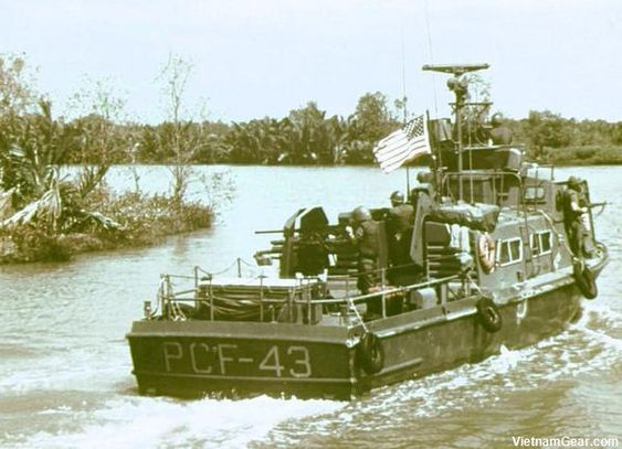 Vietnam War - From November 1968, under operation Sealords, U.S. Navy Swift Boats, which had previously patrolled the coastal waters, began operating in the larger rivers of the Mekong Delta.
