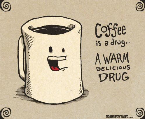 1000+ images about Funny Coffee Quotes on Pinterest | Shops ... #coffeeTime