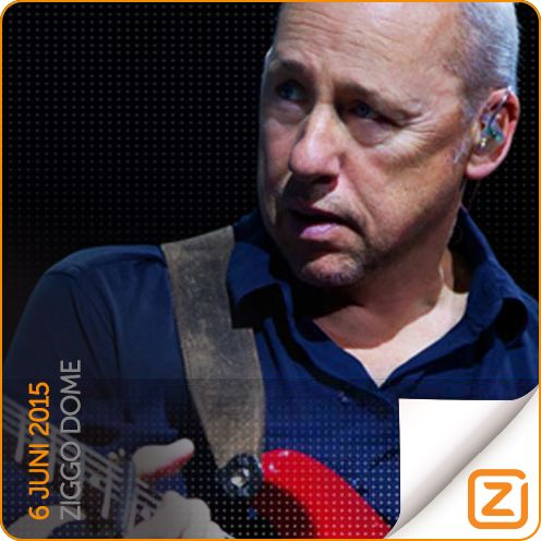 Mark Knopfler | 6 juni 2015 | Ziggo Dome, Amsterdam