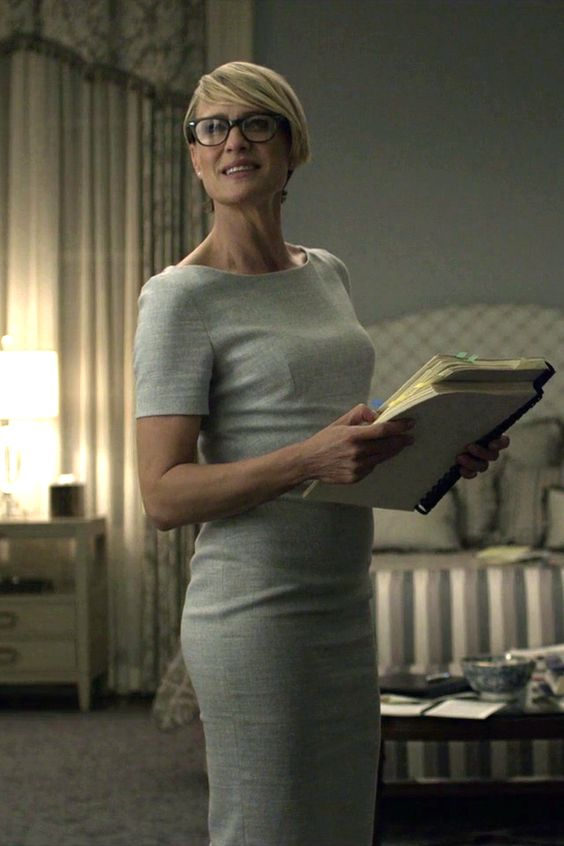 Claire Underwood in House of Cards   LookLive
