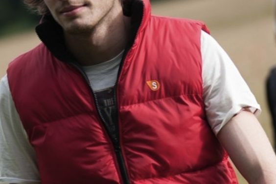 Carry A Week's Worth Of Clothes In This --- Stuffa Jacket Puffy vest -- London calling.