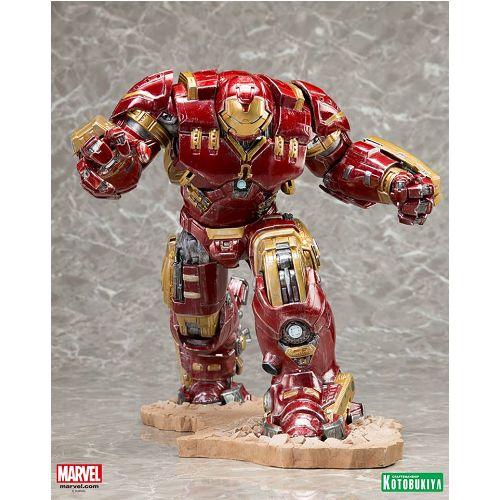 JMD Retail - Kotobukiya ArtFX+ Avengers Age of Ultron Hulkbuster Iron Man Statue