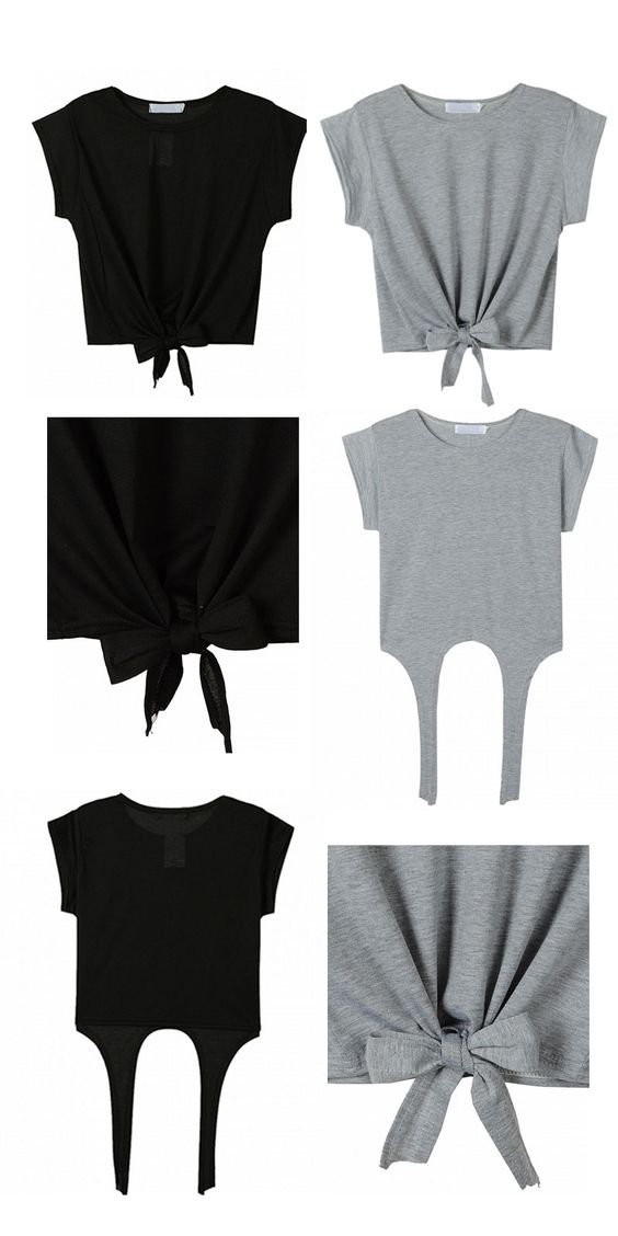 Wardrobe essentials - black and gray Only $7.99
