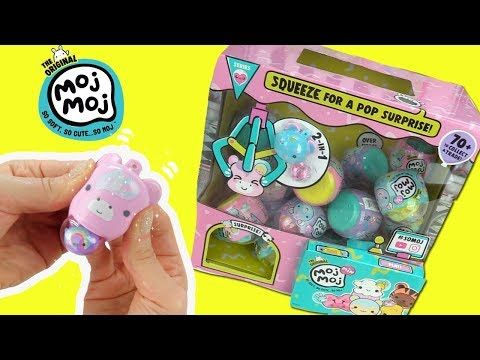 Moj Moj Min Heart Series Full Box Squishy Unboxing Toy Caboodle Youtube Cute Locker Ideas Fun Crafts For Kids Girl Birthday Party Gifts
