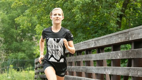 RunnersWeb   Athletics: Pan Am medalist Rachel Hannah Chasing Fast Time in…
