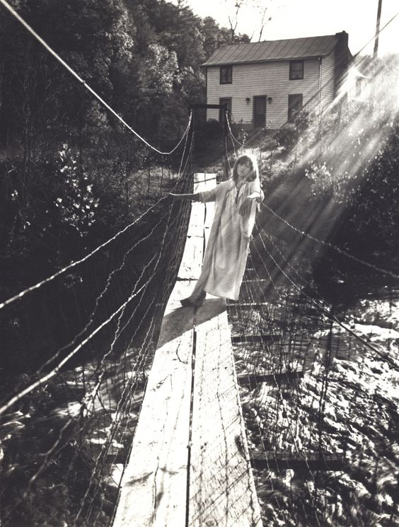 SALLY MANN Untitled, At Twelve Series (Amanda and the Sunray, Plate 23), 1983-1985
