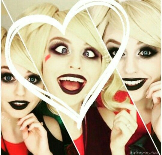 Character: Harley Quinn (Dr. Harleen Quinzel) / From: DC Comics 'Harley Quinn' & DCAU's 'Batman: The Animated Series' / Cosplayer: Supermaryface