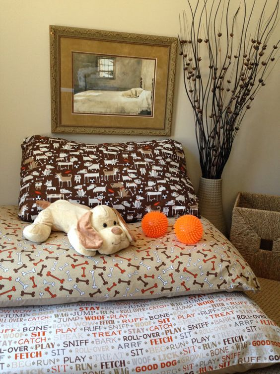 Dog Bed Covers