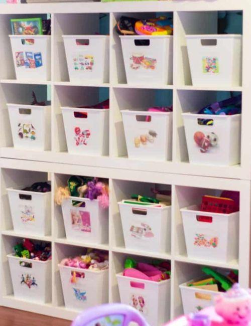 Konmari Method Dollar Tree Organizing Toy Rooms Playroom Organization Organization Kids