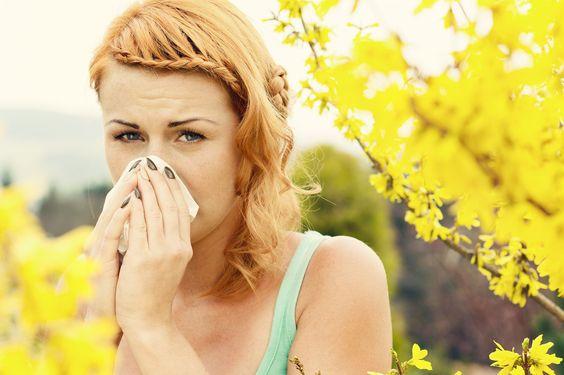 CLICK NA IMAGEM : 10 alergias que com certeza você não iria gostar de ter