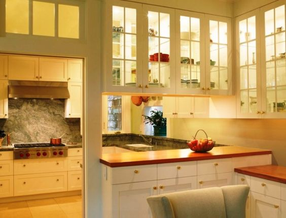 Kitchen Cabinets Designs Ideas and Tricks to Choose the Right One