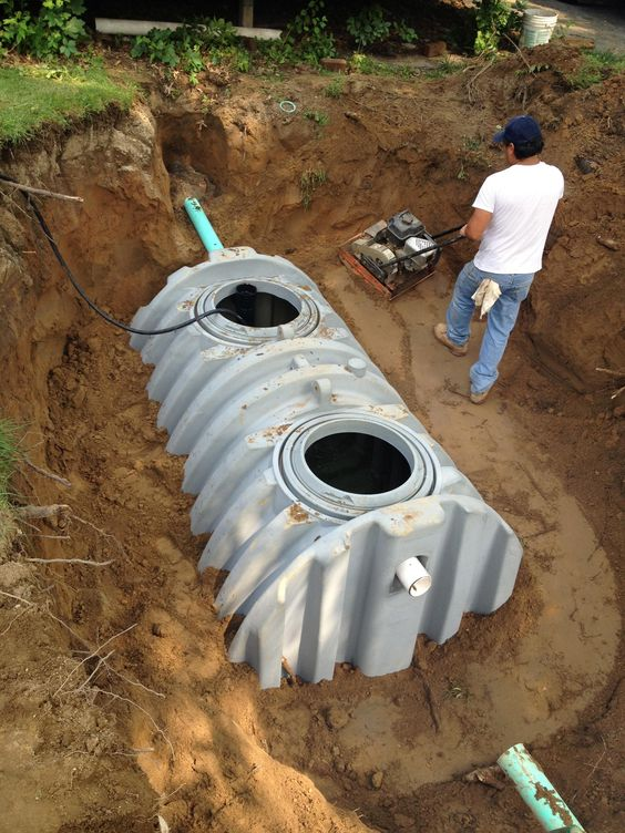 Septic System Installation Amp Repair Dom Santucci Takes The