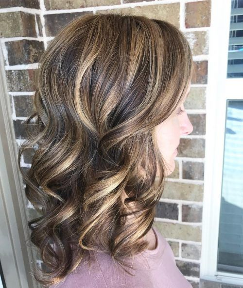 Pin On Curled Hairstyles