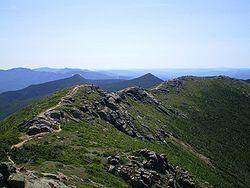 Appalachian Trail    http://en.wikipedia.org/wiki/Appalachian_Trail