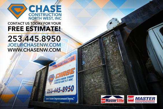 We offer free estimates!   wwwchasenw/quick-estimate-form