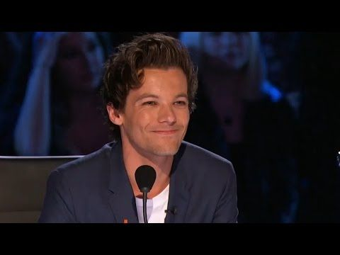 Louis Tomlinson America's Got Talent español (Parte1) - YouTube