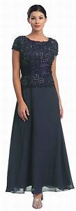 10-COLORS-FORMAL-MODEST-MOTHER-OF-THE-BRIDE-GROOM-DRESS-EVINING-Sizes-M-To-5XL