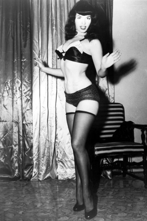 Betty Page Photos: Bettie Page (April 22, 1923