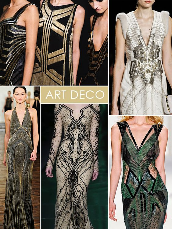 Art Deco Style Living Room: In Fashion, Art Deco And Art On Pinterest