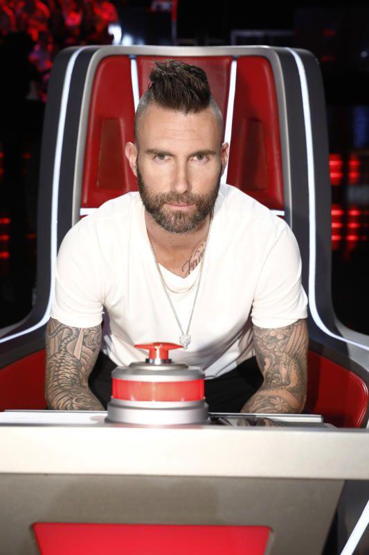 Celebrity Hair Transformations Of 2019 Adam Levine Hair