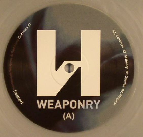 Homemade Weapons | Red Army - Coliseum EP (Homemade Weapons) #vinyl #records #vinylrecords #dj #music #DrumAndBass