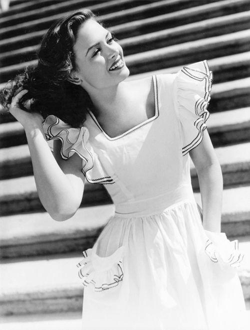 1940's Dress.: