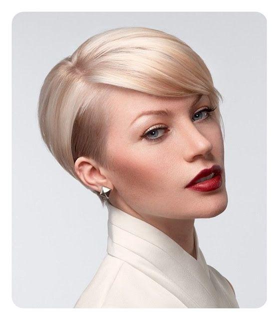 Modne Krótkie Fryzury 20182019 New Style Short Hair