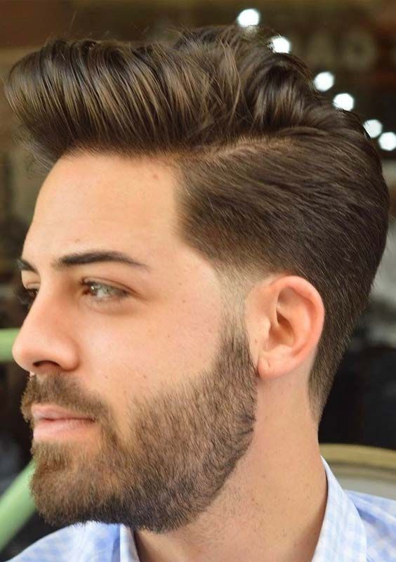 Latest Short Haircuts And Hairstyles For Men 2018 Bayperwa Mens Hairstyles Short Long Hair Styles Men Hair Styles 2017