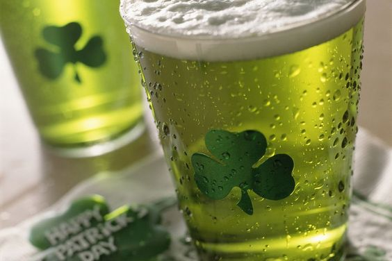 Celebrate St. Patrick's Day With a Few Fun Cocktails