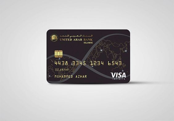 40+ Creative and Beautiful Credit Card Designs   Card   Pinterest ...