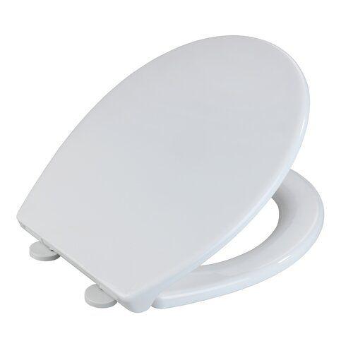 Korfu Soft Close Elongated Toilet Seat Wenko Toilet Seat Hinges