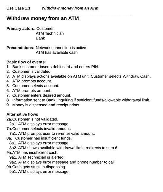 Use case scenario - example and template (UML) DOWNLOAD - küchenarbeitsplatte online bestellen
