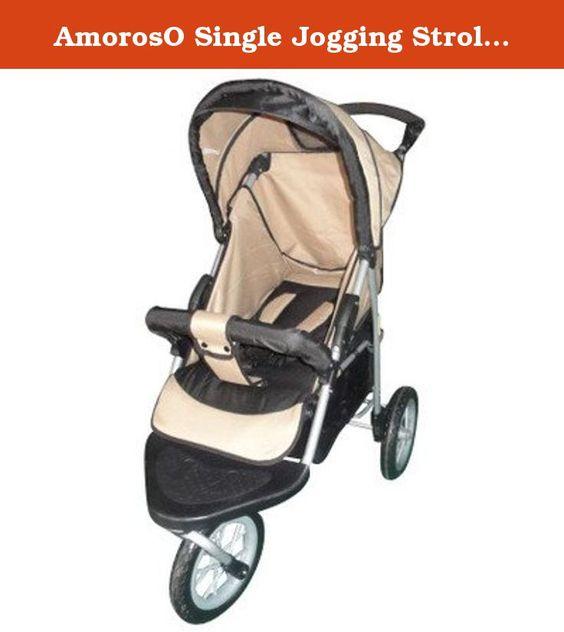 Jogging Stroller With Adjustable Handle Strollers 2017