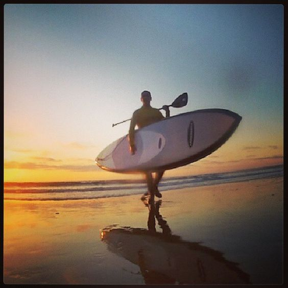 No waves? No problem. Get out and enjoy the water... stand-up paddle board! http://californiastandup.com/palos-verdes-evening-paddle/