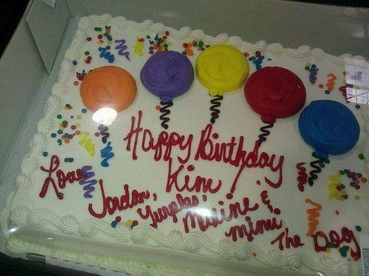 Outstanding Costco Birthday Cake Had A Personalised Costco Birthday Cake Off Funny Birthday Cards Online Fluifree Goldxyz