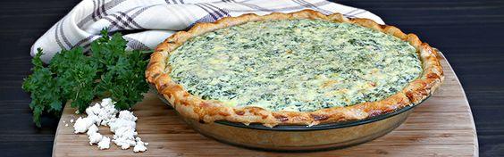 Spinazie taart met Fiberfin - Recept op onze blog - Sukrin.nl #suikervrij #glutenvrij #dieet #Sukrin #voedselallergie #nosugar #paleo #bakken #sugarfree #glutenfree #Coeliakie #weetwatjeeet #proteine #pasen #easter #recipe