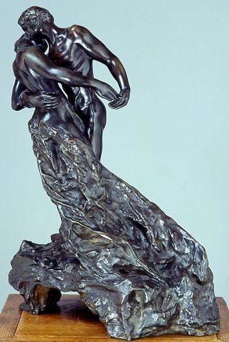 Camille Claudel, la valse ( 1883-1905 ). J'ai passé des heures devant cette oeuvre.