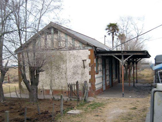 Estaciones de tren abandonadas de Bs As 3º Parte