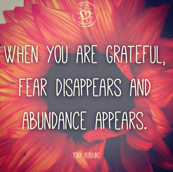 4 Gratitude Tips to Boost Your Abundance - Project Happiness: