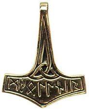 Thor's Hammer bronze Witchcraft, Wicca, Pagan Jewelry