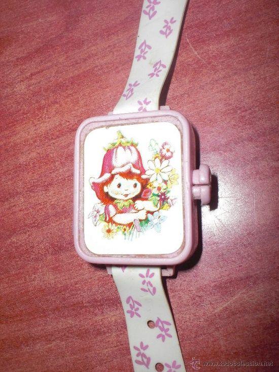 reloj rosita fresita 90s