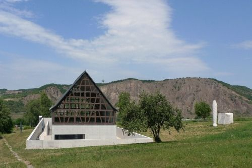 New Stone Sculpture Museum Bad M nster Germany by Zapp Architecture u Ogawa Studio